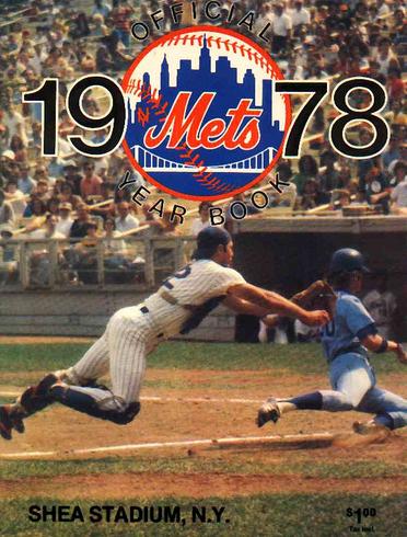 1978 mets yearbook stearns