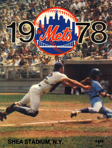 1978 mets yearbook stearns
