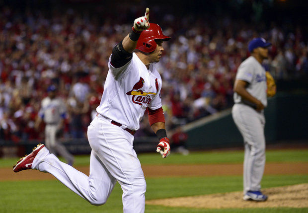 Beltran Could Be Heading To The Bronx, Was Irked By Puig's Antics In NLCS