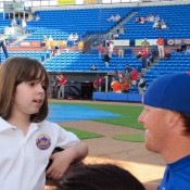 MMO Fan Shot: Haley Interviews Justin Turner