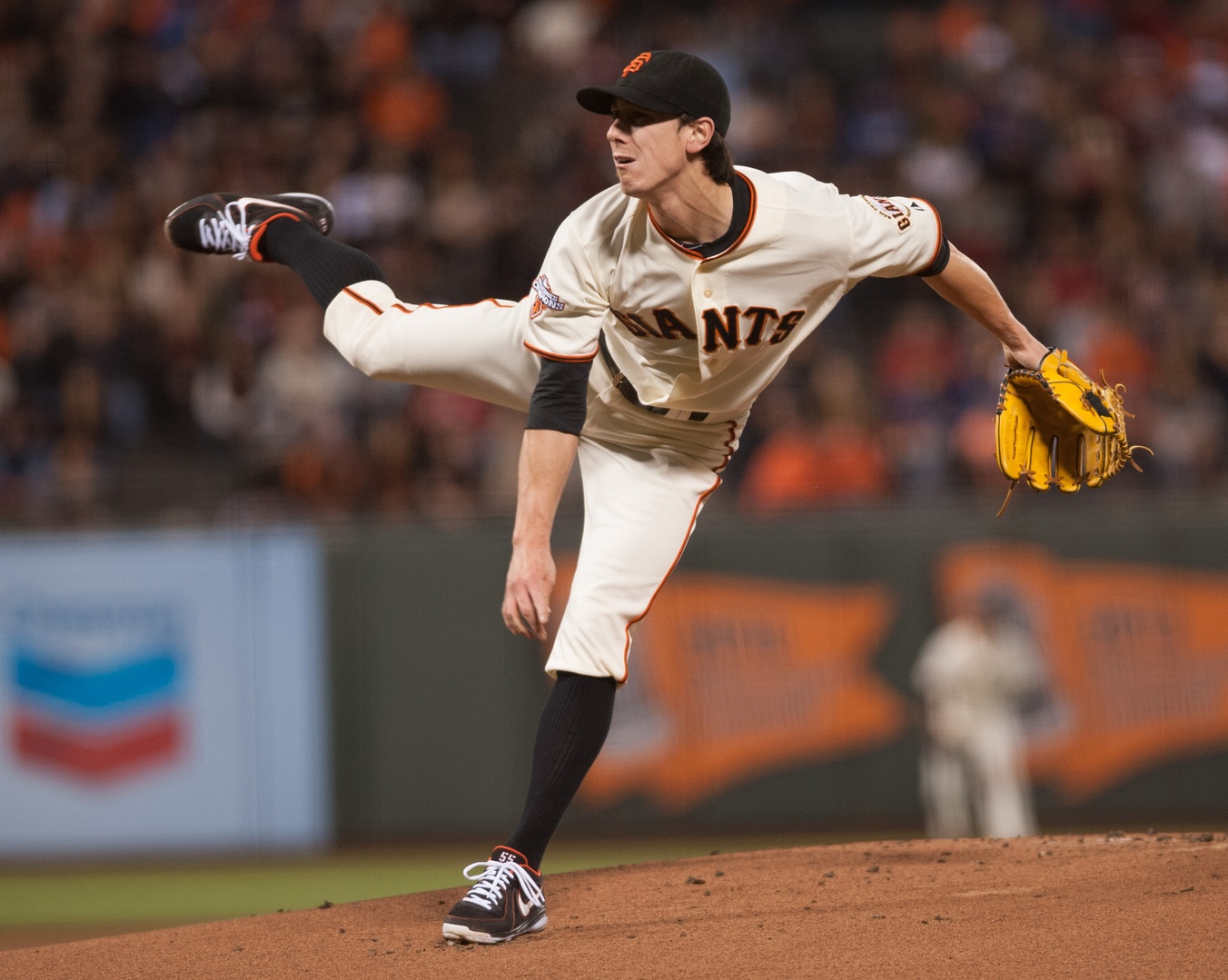 Giants Ink Lincecum To A Two-Year, $35 Million Deal