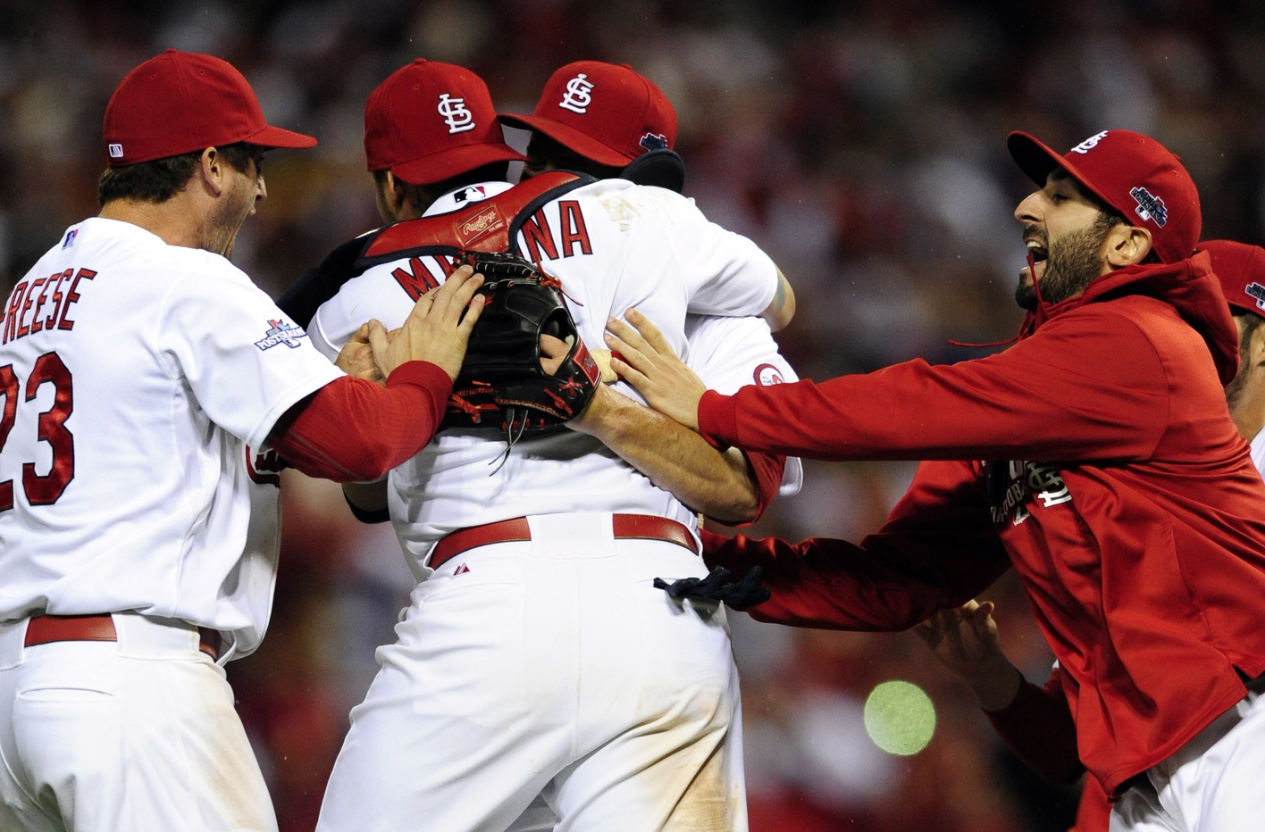 Beltran and the Cardinals Heading to the World Series