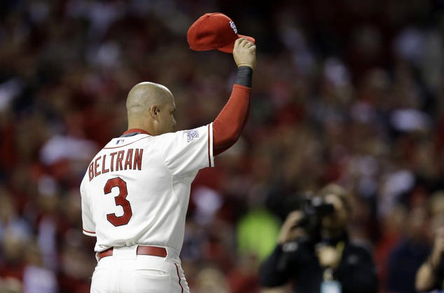 Beltran Looking For 3-4 Year Deal, Red Sox Favorites To Land Him