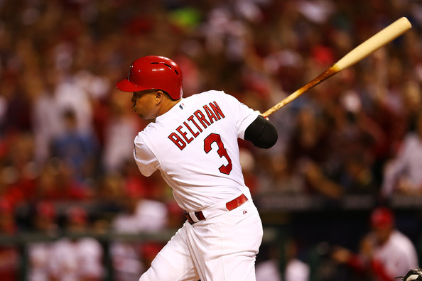 Death.  Taxes.  Beltran.