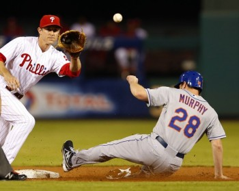 Make room for Daniel Murphy at second base.