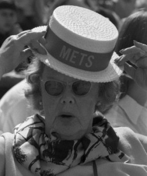 New York Mets owner Joan Payson