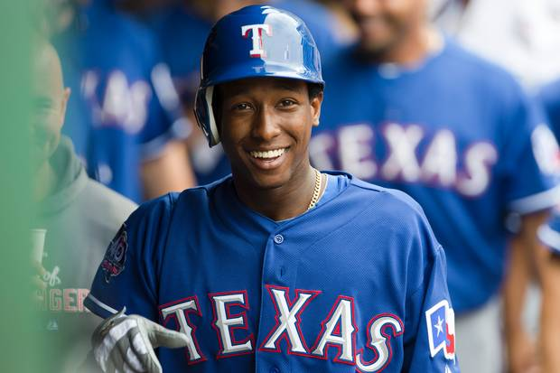 Rangers Could Trade Profar or Andrus For A Big Haul