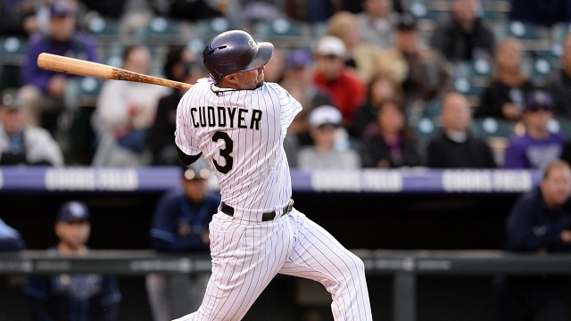 Cuddyer At Two Years Fits Sandy's Plan