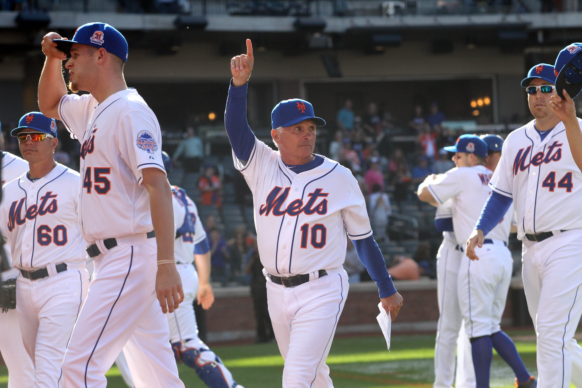 Mets Need Quantum Leaps From Two Of Tejada, Davis, Duda and Lagares