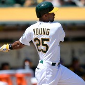 Mets Interested In Outfielder Chris Young
