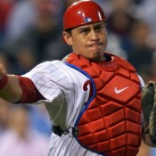 Phillies Re-Sign Carlos Ruiz To Three Year, $26 Million Deal