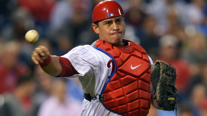 Phillies Re-Sign Carlos Ruiz To Three Year, $26 Million Deal