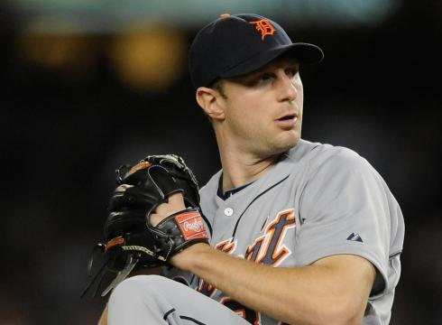 Max Scherzer Agrees To Seven-Year Deal With Nationals