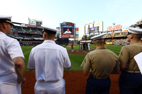 USO+Military+Appreciation+Day+NY+Mets+crFVl4z88Cql