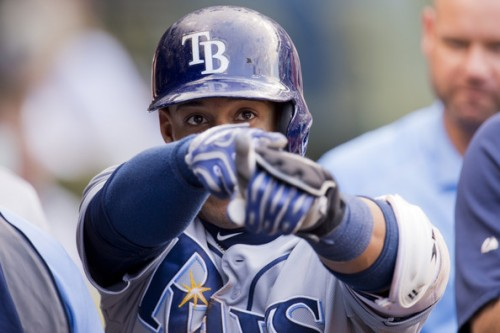 Yunel+Escobar+Tampa+Bay+Rays+v+Cleveland+Indians+WWjdzW9O3rpl