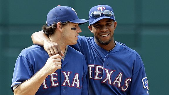 It's Inevitable Rangers Will Trade Andrus or Kinsler
