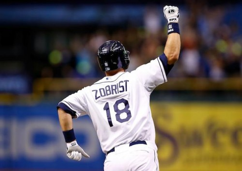 Oakland A's Acquire Ben Zobrist and Yunel Escobar