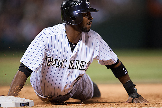 Astros Acquire Dexter Fowler From Rockies