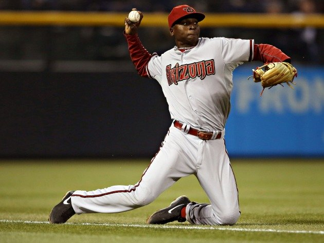 Arizona Diamondbacks Are Flush With Young Shortstops