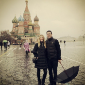 From Russia With Love: Harvey and Anne V In St. Petersburg