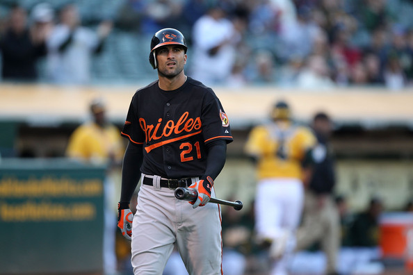 Nothing Going On Between Mets and Markakis