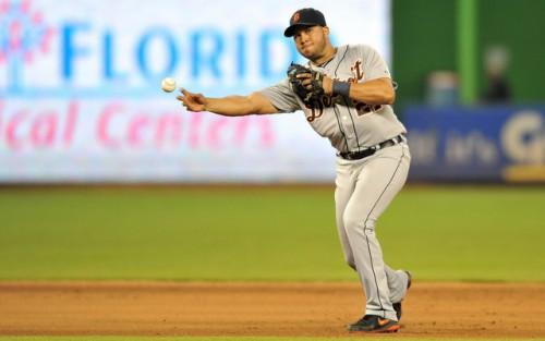 MLB: Detroit Tigers at Miami Marlins