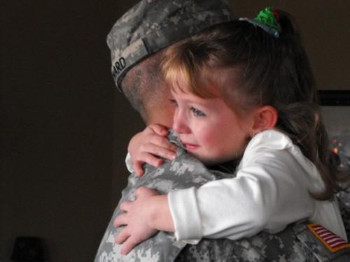 soldier military kid