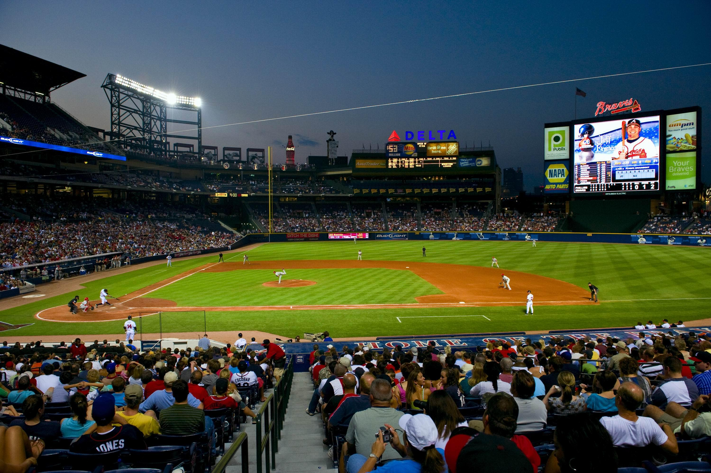Braves Players Complain Of Poor Conditions At Turner Field