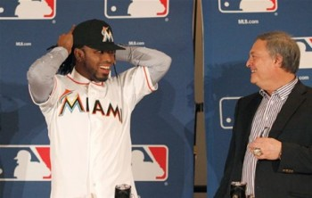 JOSE REYES EN LO MARLINS 2012