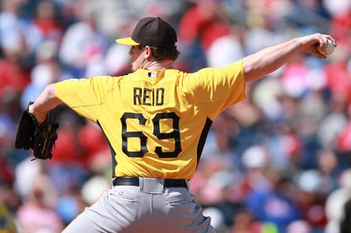 Mets Claim RHP Ryan Reid Off Waivers From Bucs