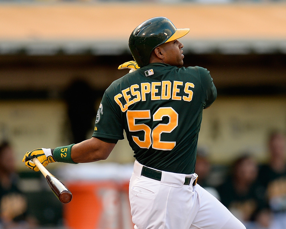 Yoenis Céspedes Could Be Interesting Target For Sandy