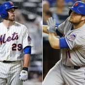 The Mets' First Base Competition