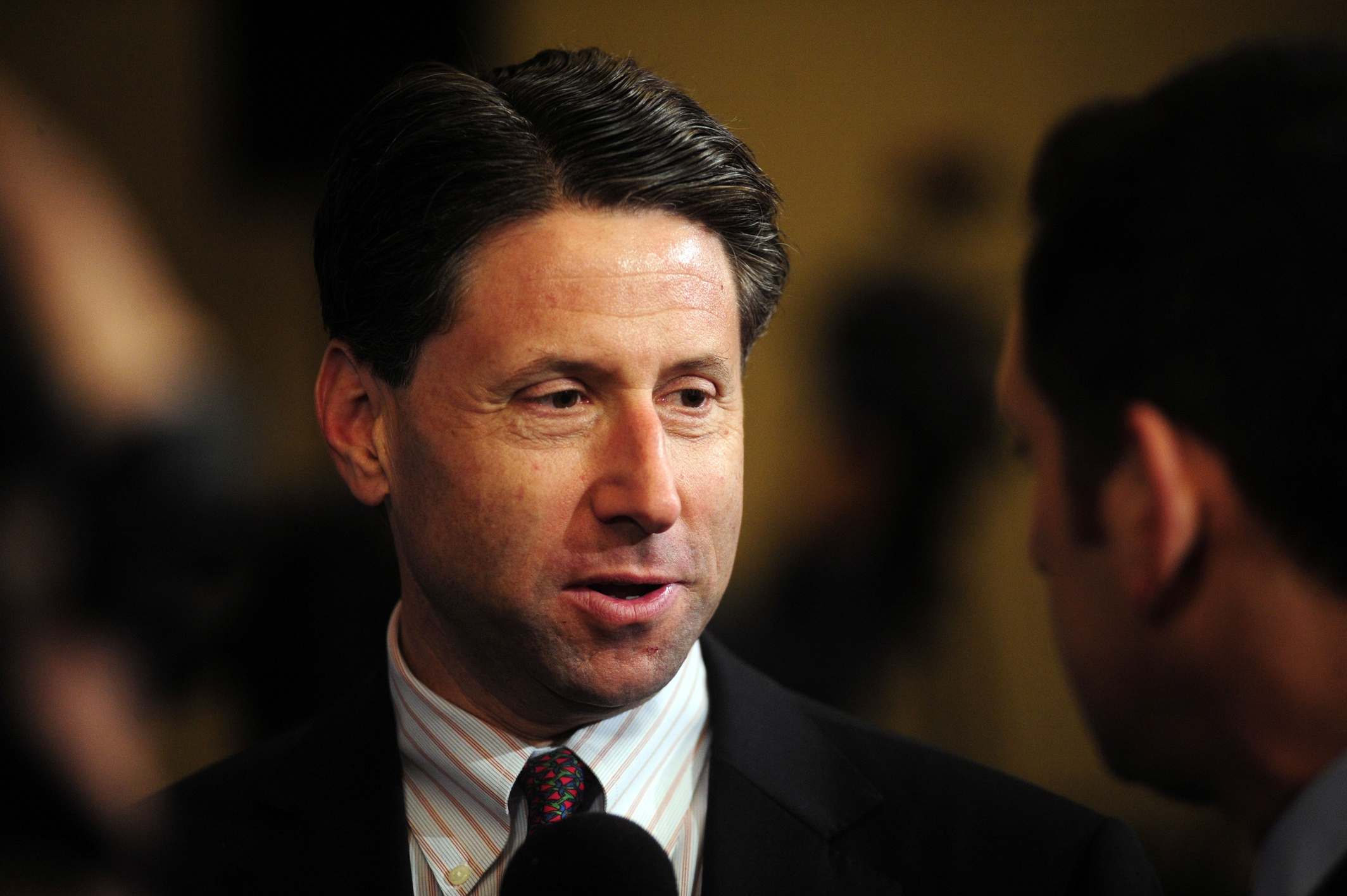Mets COO Jeff Wilpon Sees Wild Card In 2014, Believes In Sandy
