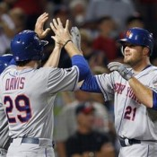 The Mets Beat: Duda and Davis