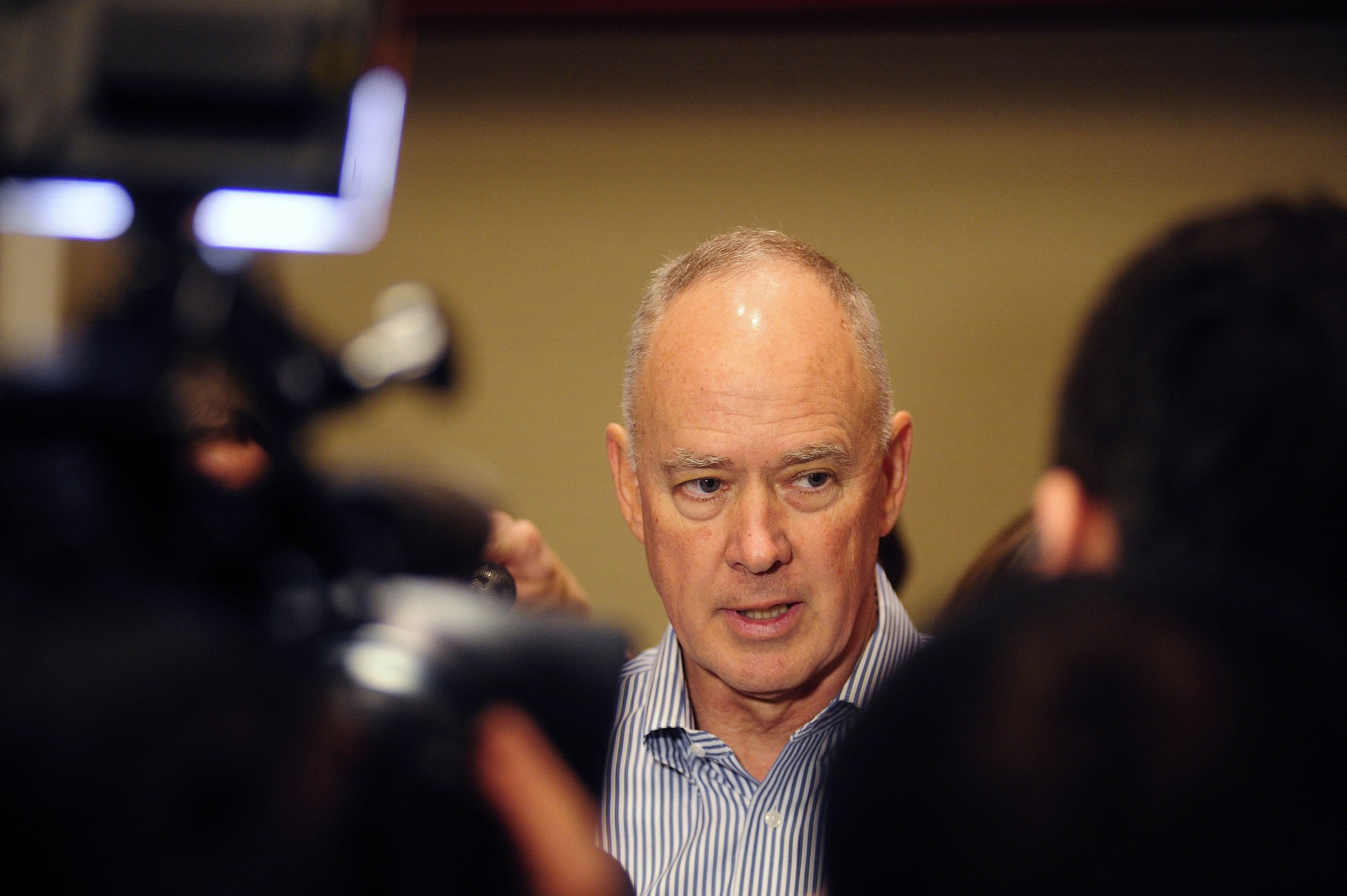 Sandy Alderson Unfazed By Hitters' High Strikeout Totals