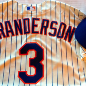 Curtis Granderson Will Wear No. 3