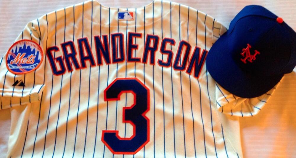 Curtis Granderson Will Wear No. 3
