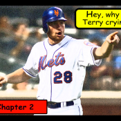 Daniel Murphy, Superhero: Chapter 2 – Who's Crying Now