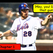 Daniel Murphy, Superhero: Chapter 1 – The Gum Caper