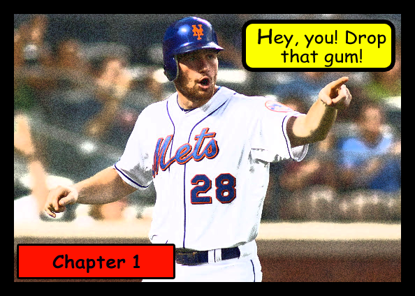 Daniel Murphy, Superhero: Chapter 1 – The Gum Caper