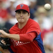 Native New Yorker John Lannan, Hoping To Secure A Rotation Spot