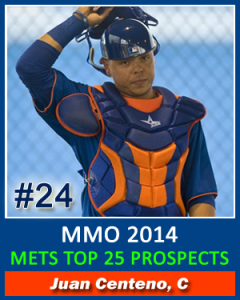 Top 25 Prospects Centeno