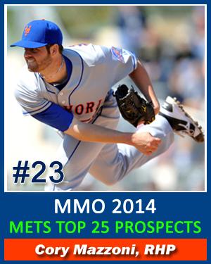 Top 25 Prospects Mazzoni 23