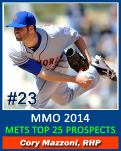 Top 25 Prospects Mazzoni 23
