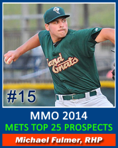 Top 25 Prospects michael fulmer 15