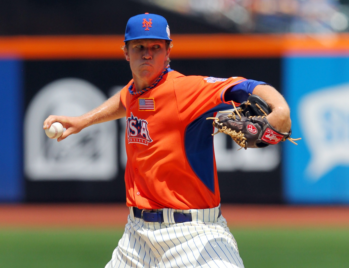 Syndergaard Ranked No. 3 Among RHP Prospects