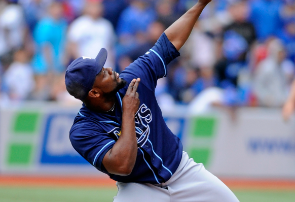 Mets Officials Call Fernando Rodney A Long Shot