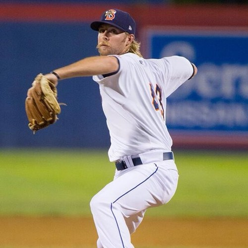 RHP Jeff Walters Shined Bright For B-Mets In 2013