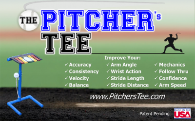 pitchers tee banner