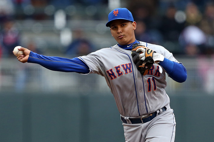 Tejada Commits Another Error, What Should Mets Do At Shortstop?